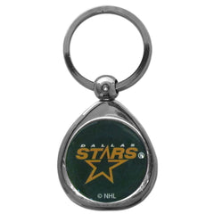 Dallas Stars Chrome Key Chain