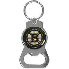 Boston Bruins Bottle Opener Key Chain
