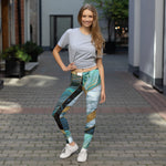 Load image into Gallery viewer, UPLIFT Women's Marble Pattern Leggings