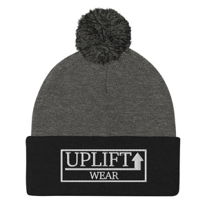 UPLIFT Embroidered Winter Beanie - UPLIFT WEAR