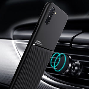 For iPhone 11 Pro Case Slim Leather Texture Slim Matte Protective Phone Cove Cases for iPhone XR X 10 XS Max 7 8 6 6s Plus Coque