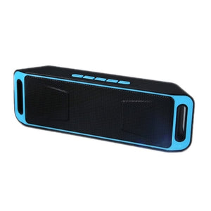 Outdoor  Dual Speaker Mini Portable Speaker