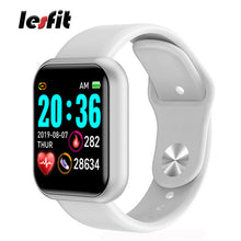 Load image into Gallery viewer, Bluetooth Waterproof Digital Smart Watches Men Women Kids Smart Wristband Clock HR/BP Rate Smartwatch Fitness Tracker