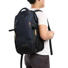 Load image into Gallery viewer, Fashion Men's Backpack Bag Male Polyester Laptop Backpack Computer Bags