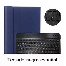 Load image into Gallery viewer, New Keyboard Coque for iPad 10.2 Case with Keyboard Removable for Apple iPad 7th 10.2 Cover