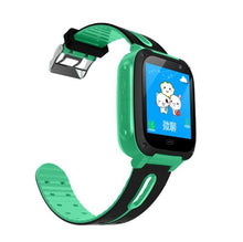 Load image into Gallery viewer, Timethinker S4 Kids Smart Watch Child AGPS Smartwatch with Camera SIM Card SOS LBS Location Android IOS for Xiaomi Apple Phone