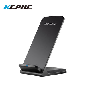 Wireless fast Charging stand for iPhone and Samsung