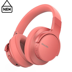Headphones Active Noise Cancelling Bluetooth Headphone V5.0 Fast Charging