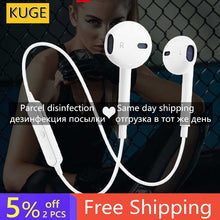 Load image into Gallery viewer, Wireless Bluetooth Headset Sports Headphones 3D Stereo Built-In Microphone