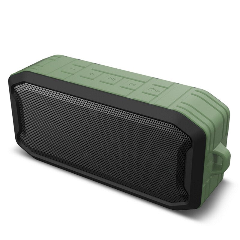 V5.0 Portable wireless Bluetooth speaker Outdoor sports waterproof speaker support U disk / TF / FM /M