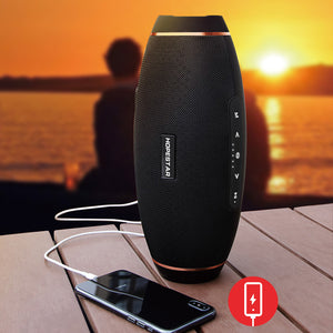 H20 Wireless Blueteeth Speakers Column Portable Waterproof Mega Bass bluetooth Stereo outdoor Subwoofer