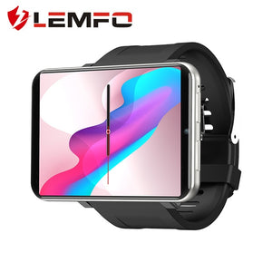 Smart watch Men Women 4G Smartwatch Android 7.1 with 5MP Camera  GPS Fitness Bracelet