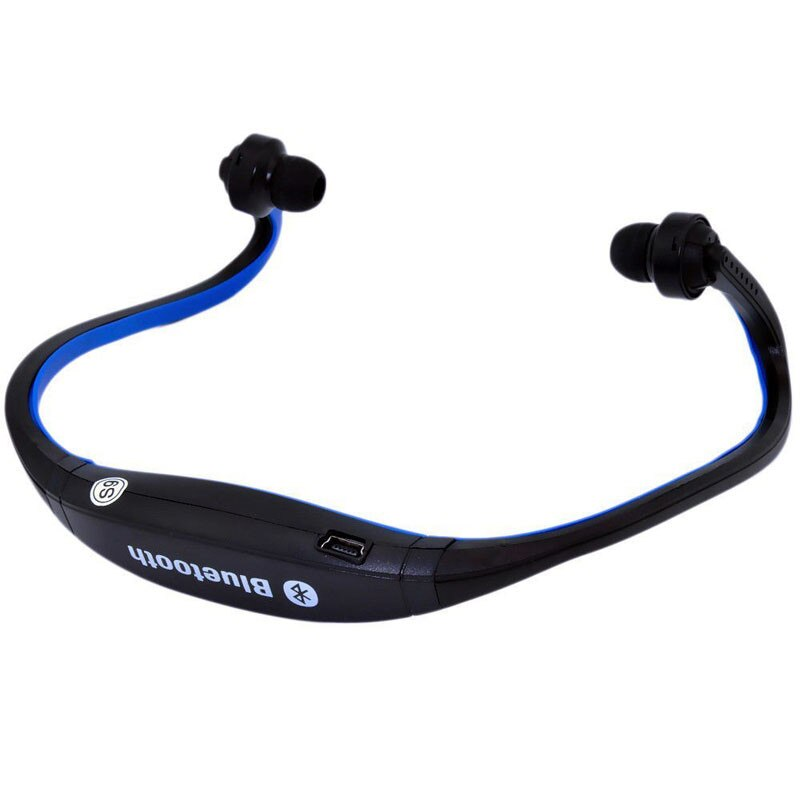 Portable Sports Music Running Wireless Bluetooth Headset Head phone