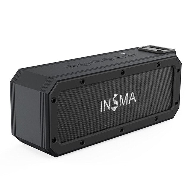 INSMA S400 PLUS 40W bluetooth Speaker Waterproof Outdoor Wireless Loudspeakers