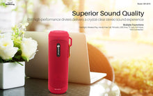 Load image into Gallery viewer, Wireless Bluetooth Speaker Waterproof Portable Outdoor