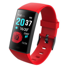Load image into Gallery viewer, Waterproof Sport Smartwatch  with Blood Pressure Heart Rate Monitor