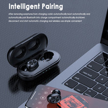 Load image into Gallery viewer, Earbuds Sport Bluetooth with Charging Box Low power consumption