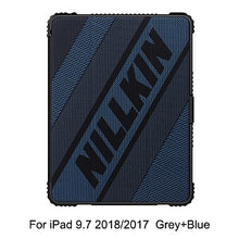 Load image into Gallery viewer, Original Nillkin PU Leather Smart Cover Case Stand for iPad Air 2019/Pro 10.5 2017/Mini 2019/Mini 4/9.7/Pro 11/Pro 12.9 (2018)