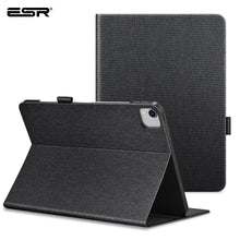 Load image into Gallery viewer, ESR Case for iPad Pro 12.9 Case 2020 Oxford Cloth Back Cover Auto Sleep/Wake up Smart Cover for iPad Pro 2020