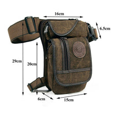 Load image into Gallery viewer, Travel Riding Motorcycle Messenger Shoulder Bags