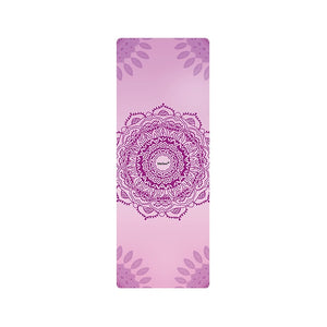 Ultra-light Folding Yoga Mats Printed Mandala