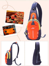 Load image into Gallery viewer, High Capacity Waterproof Chest Bag  Camping Outdoor Travel Bags