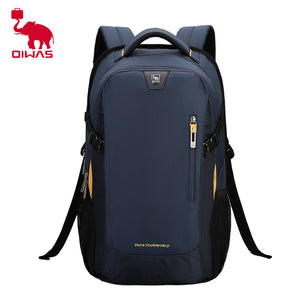 Fashion Men's Backpack Bag Male Polyester Laptop Backpack Computer Bags