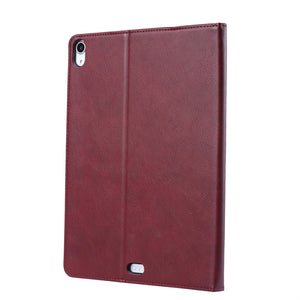 Leather case For iPad Pro 11 inch  For iPad Pro 11 inch including Leather Wallet Card Stand Case