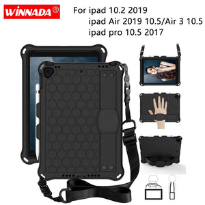 ipad 10.2 case tablet cover for Apple ipad air 3 and ipad pro 10.5 case Air