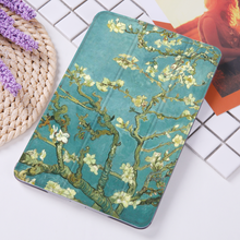 Load image into Gallery viewer, Almond Blossom for 10 2 ipad 7th generation Mini 2 Cover Funda Air 2 Hard Back pro 12 9 cases For ipad pro 11 case Mini 5 Air 3