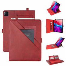 Load image into Gallery viewer, New Card Wallet Flip Tablet Case for iPad Pro 12 9 12.9 2020