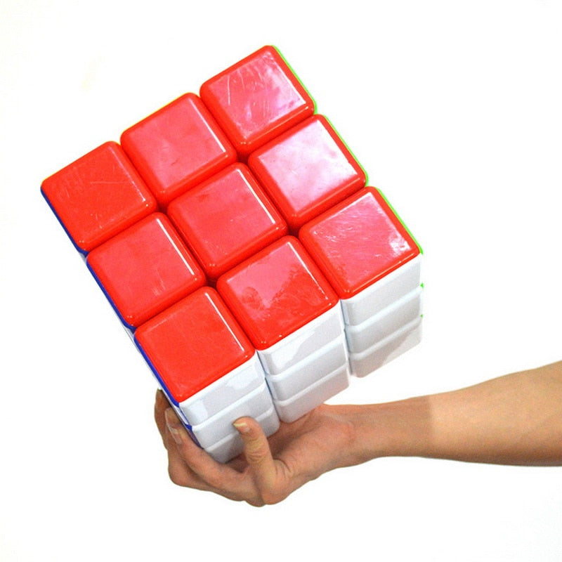 Stress Reliever Toys Speed Cubes 18CM Magic Cube  Puzzle Cube Creative Gift Idea Rubics Cube  Fast Delivery Products Fun Toys