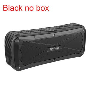 16W Waterproof Outdoor Portable Bluetooth Speaker