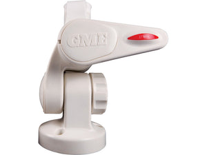 GME ABL014 Double swivel round antenna base - G&C Communications