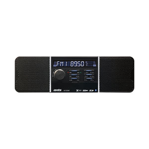 AXIS AX1300BT Mechless 12v/24v Bluetooth Radio With In-built Speakers - G&C Communications