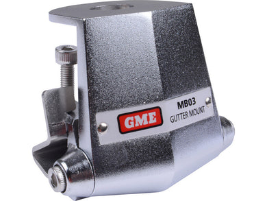 GME MB03 Antenna M/Bracket, Adjustable Gutter - G&C Communications