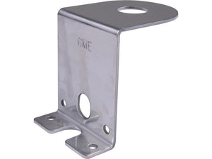 GME MB407SS Antenna M/Bracket, gutter Z shape - G&C Communications