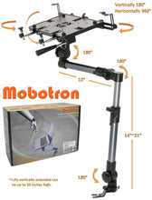 Load image into Gallery viewer, Mobotron Ms-526 Heavy-Duty Car Van SUV Ipad Laptop Mount Stand Holder - G&C Communications