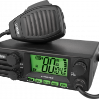 Uniden UH5050 DIN Size UHF CB Mobile – 80 Channels with Large LCD Screen - G&C Communications