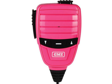 GME MC553MCG PINK HEAVY DUTY MICROPHONE - G&C Communications