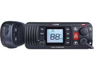 GME GX400 27MHz Marine/CB Radio - G&C Communications