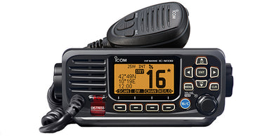 ICOM IC-M330GE Top Performance Ultra Compact VHF - G&C Communications