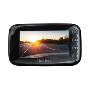 UNIDEN iGO CAM 50R Full HD Smart Dash Cam And Rear Cam - G&C Communications