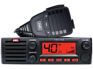 TX2720 4 Watt 27MHz AM CB Radio - G&C Communications