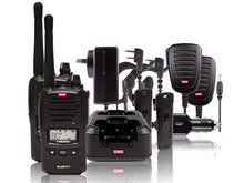 Load image into Gallery viewer, TX6160TP 5 Watt IP67 UHF CB Handheld Radio - Twin Pack - G&C Communications