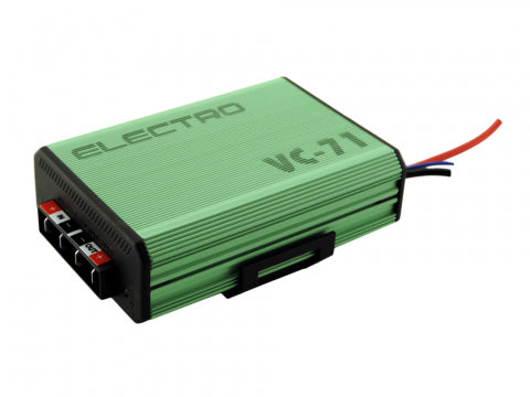 Electro Voltage Converter 24V-12V (7A) with memory - G&C Communications