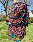 Swirly Paisley - Crochet Pattern