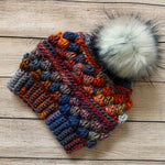 CUSTOM Firecracker Wobble Bobble Beanie