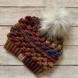 CUSTOM Mellow Wobble Bobble Beanie