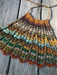 Fern Crop Top - Crochet Pattern